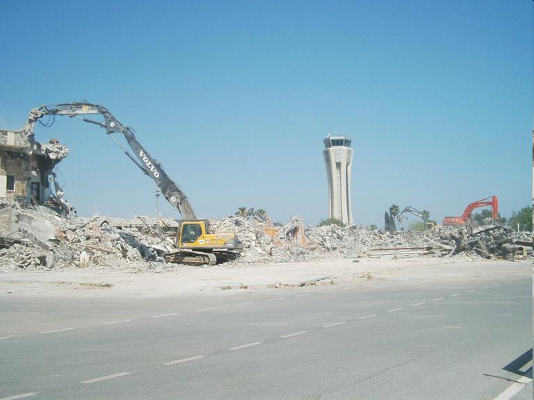 Demoliciones y derribo en Málaga